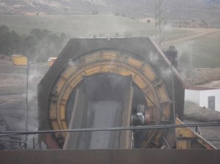 Supresión de polvo, olores y electricidad estática - Vista 1