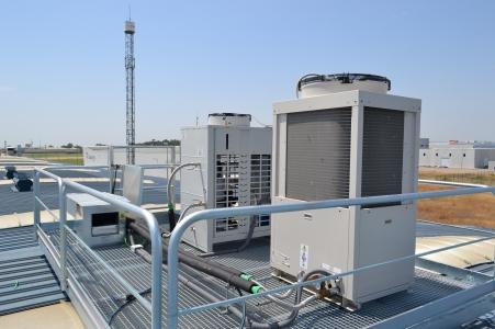 Aire acondicionado industrial - Vista 2