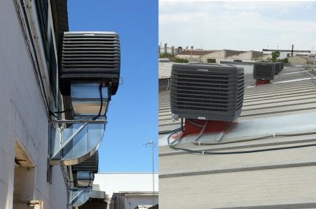 Calor y estrés térmico - Vista 3